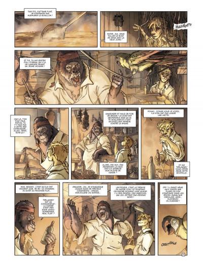 Page 6 Jim Hawkins tome 2