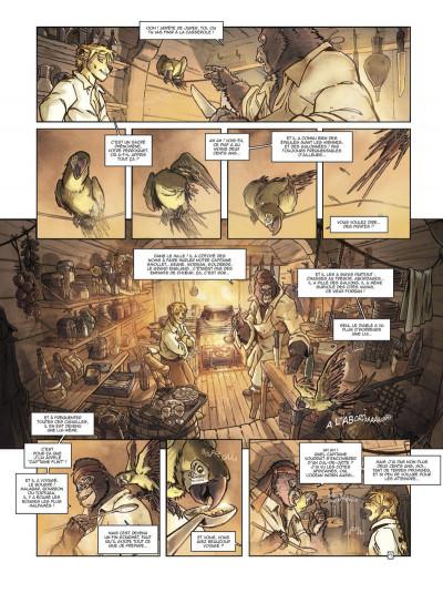 Page 7 Jim Hawkins tome 2