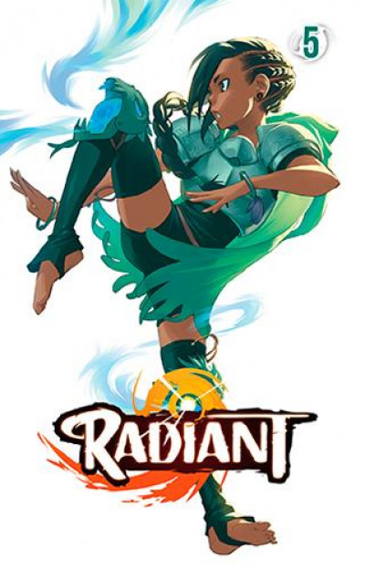 Couverture Radiant tome 5