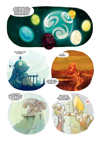 Page 4 Les dessous de Dofus