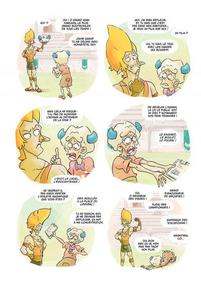 Page 6 Les dessous de Dofus
