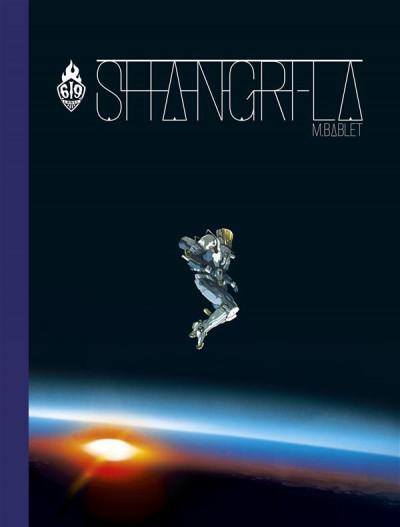 Couverture Shangri-La