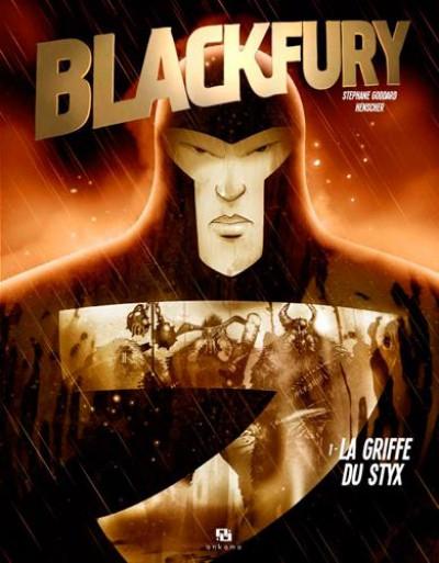 Couverture Blackfury tome 1