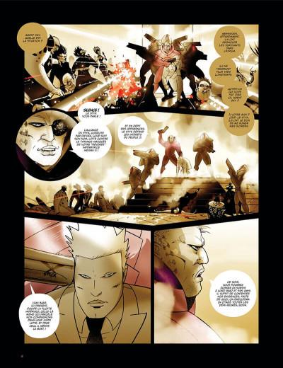 Page 5 Blackfury tome 1