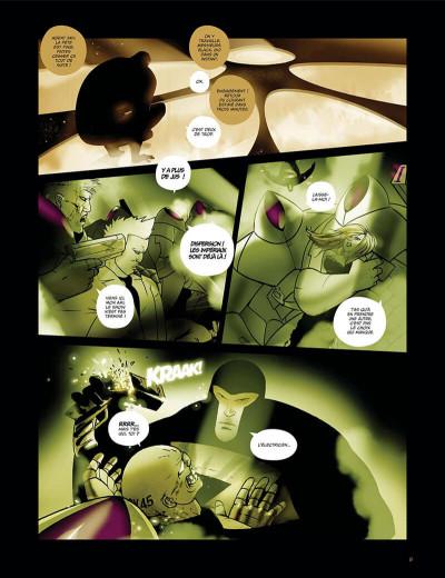 Page 6 Blackfury tome 1