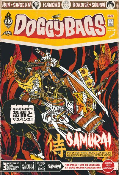 Couverture Doggybags tome 12 - Spécial Japon