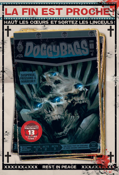 Page 3 Doggybags tome 12 - Spécial Japon