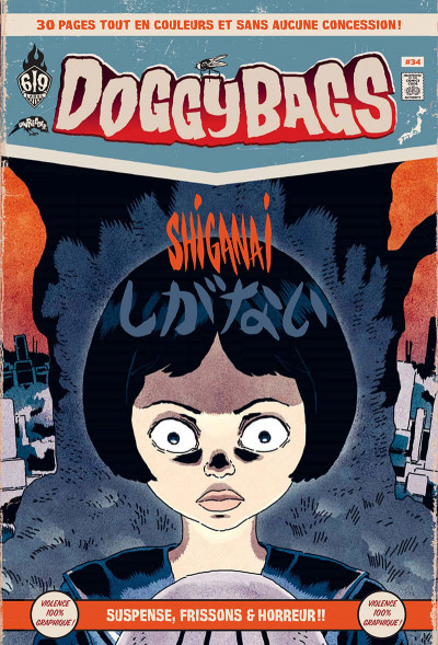 Page 6 Doggybags tome 12 - Spécial Japon