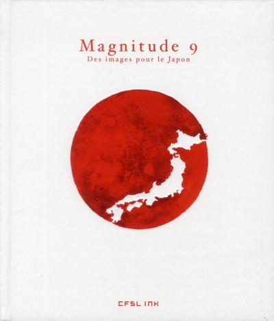 Couverture magnitude 9 ; des images pour le Japon