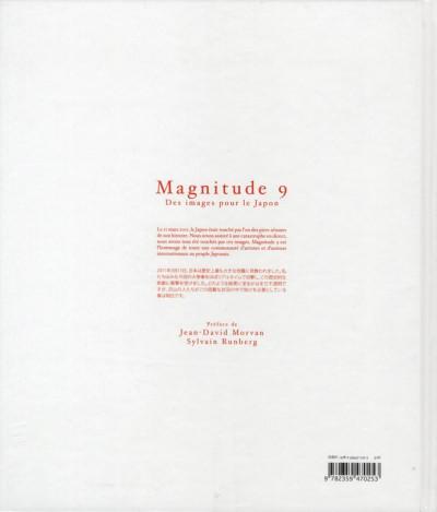 Dos magnitude 9 ; des images pour le Japon