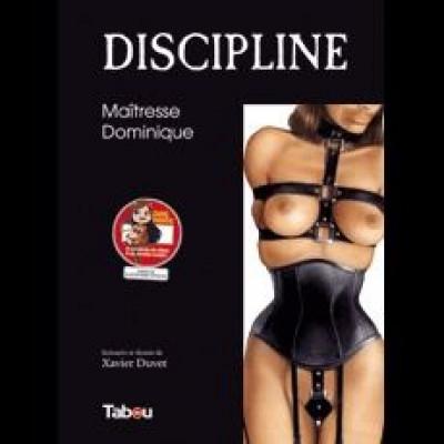 Couverture discipline tome 1 - maîtresse dominique (ned)