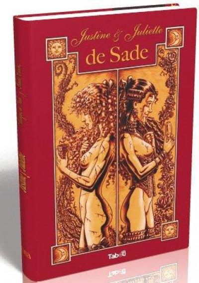 Couverture Justine et Juliette de Sade