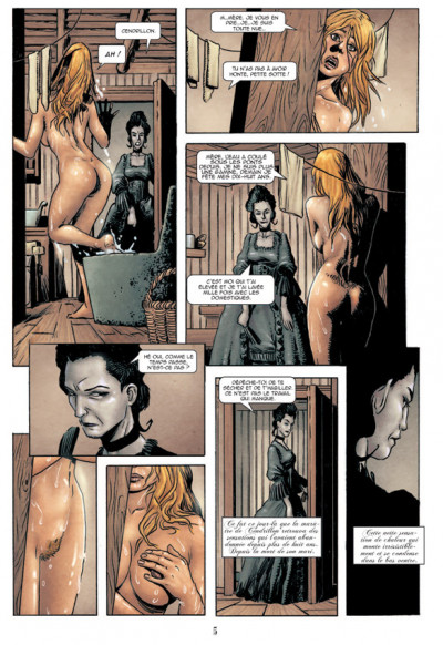 Page 1 Cendrillon tome 1 - services et chatiments