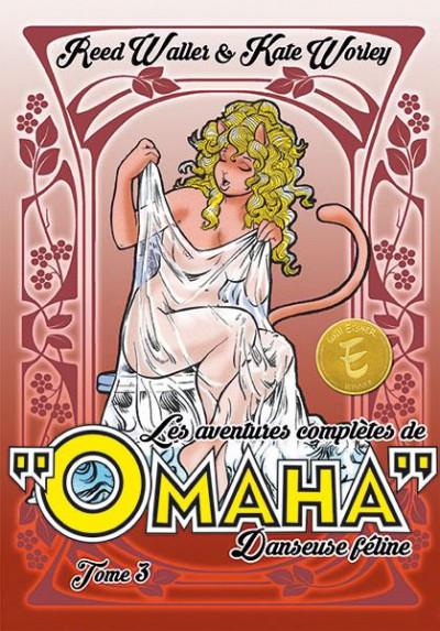 Couverture Les aventures completes d'Omaha, danseuse féline tome 3