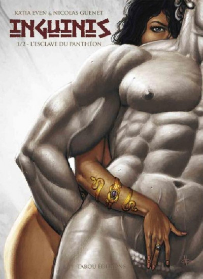 Couverture Inguinis tome 1