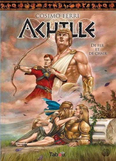 Couverture Achille tome 3
