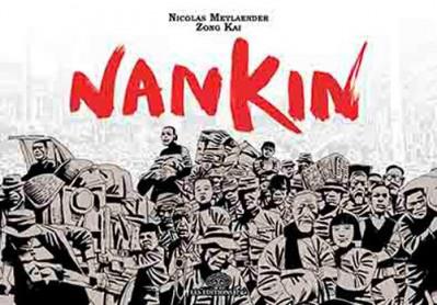 Couverture Nankin