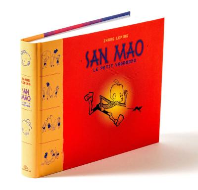 Page 2 San Mao, le petit vagabond