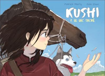 Couverture Kushi tome 1