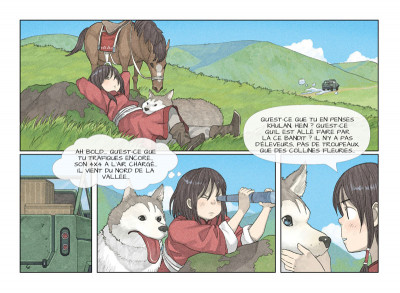 Page 1 Kushi tome 1