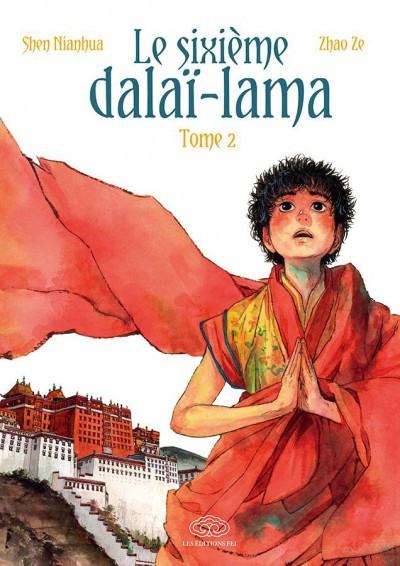 Couverture Le sixième Daïla-Lama tome 2