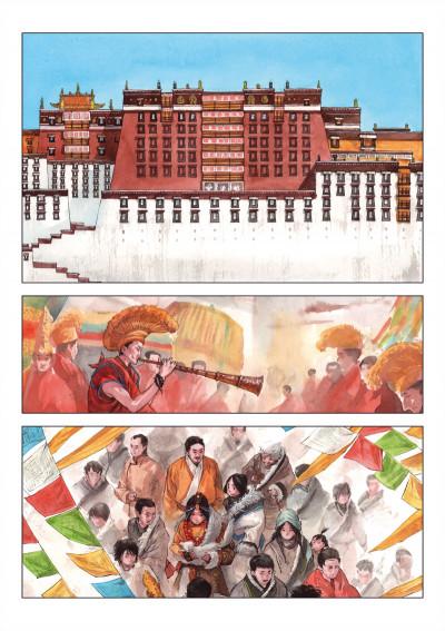 Page 4 Le sixième Daïla-Lama tome 2