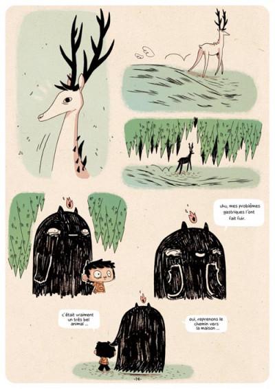Page 1 mon cauchemar et moi