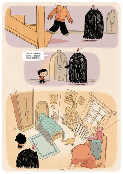 Page 2 mon cauchemar et moi