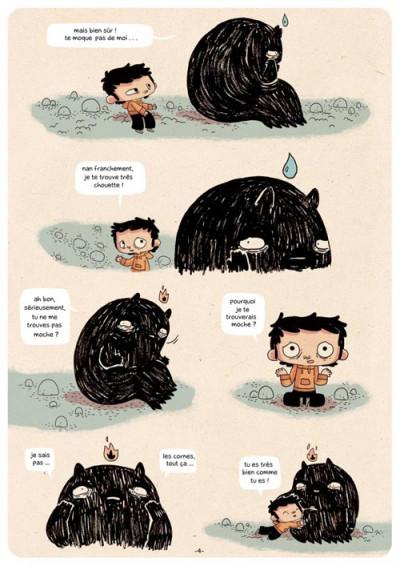 Page 3 mon cauchemar et moi