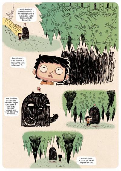 Page 4 mon cauchemar et moi