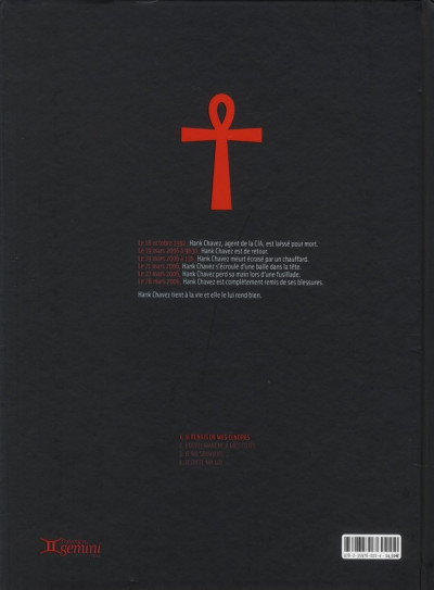 Dos Ankh tome 1