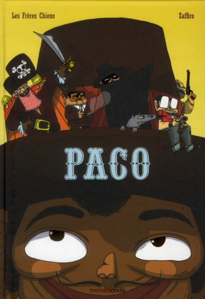Couverture Paco