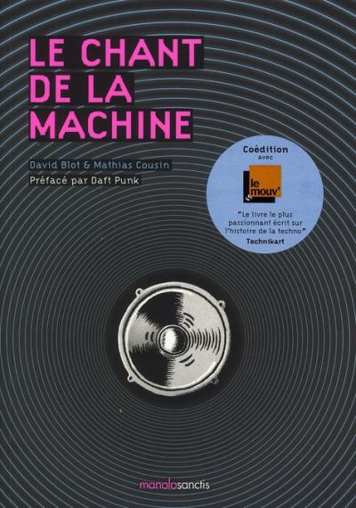 Couverture le chant de la machine - intégrale