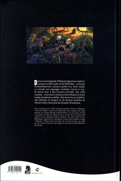 Dos Elfquest - intégrale tome 1