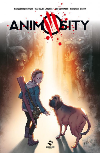 Couverture Animosity tome 1