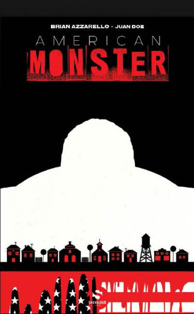 Couverture American monster