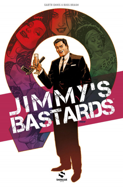 Couverture Jimmy's bastard