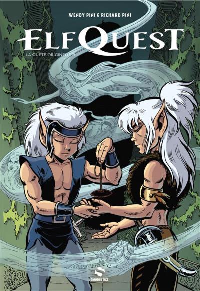Couverture Elfquest - intégrale tome 5
