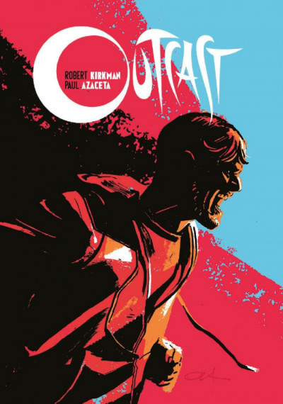 Couverture Outcast - tirage luxe tomes 1 et 2