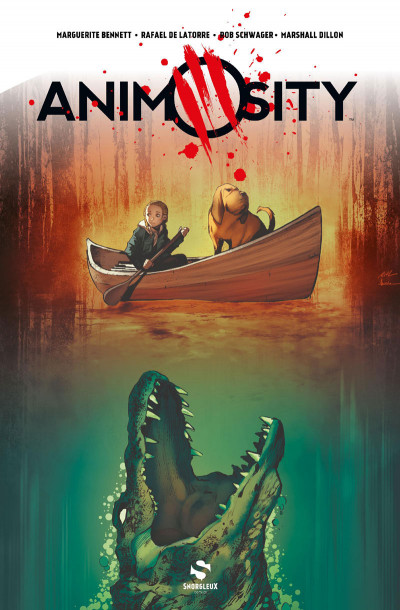 Couverture Animosity tome 2