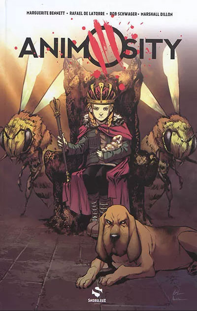 Couverture Animosity tome 3