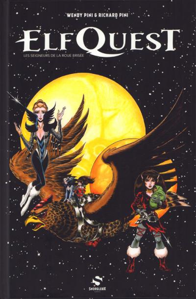 Couverture Elfquest - intégrale tome 7