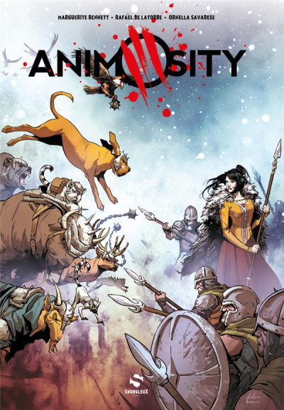 Couverture Animosity tome 4