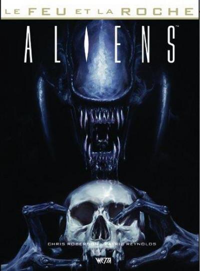 Couverture Le feu et la roche tome 2 - Aliens