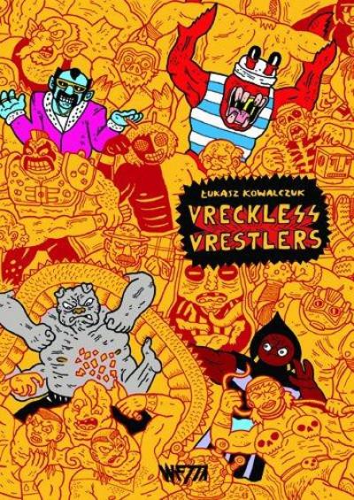 Couverture vreckless vrestlers