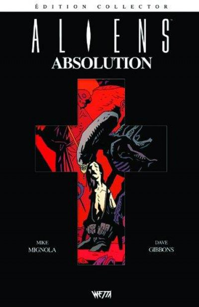 Couverture Aliens absolution - édition collector