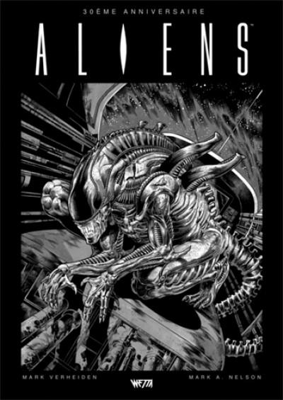 Couverture Aliens, la série originale tome 1 - 30ème anniversaire