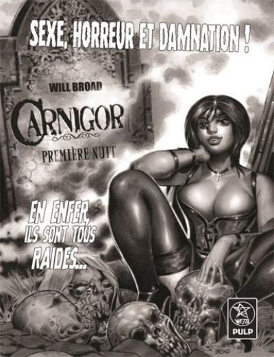 Couverture Carnigor tome 1