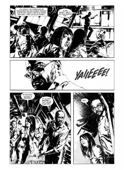 Page 2 Aliens solitaire - édition hardcore