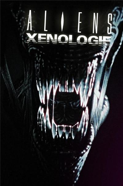 Couverture Aliens - Xenologie tome 1 (édition Dry limitée)